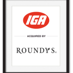 IGA Acquired by Roundy's