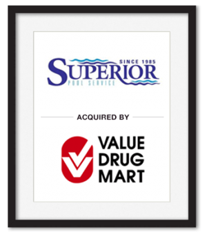 Superior Poll Service acquired by Value Drug Mart