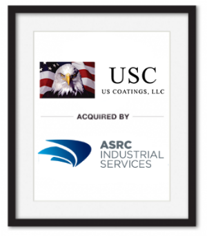 USC US COATINGS, LLC acquired by ASRC INDUSTRIAL SERVICES